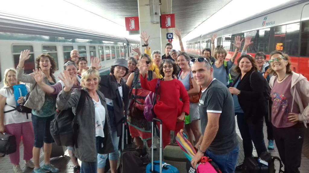 De Turin depart vers Venise